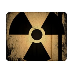 Radioactive Warning Signs Hazard Samsung Galaxy Tab Pro 8.4  Flip Case