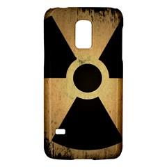 Radioactive Warning Signs Hazard Galaxy S5 Mini