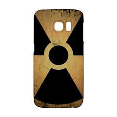 Radioactive Warning Signs Hazard Galaxy S6 Edge