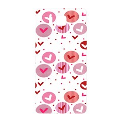 Crafts Chevron Cricle Pink Love Heart Valentine Samsung Galaxy Alpha Hardshell Back Case