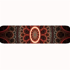 Circles Shapes Psychedelic Symmetry Large Bar Mats