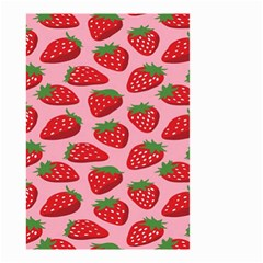 Fruitb Red Strawberries Small Garden Flag (Two Sides)
