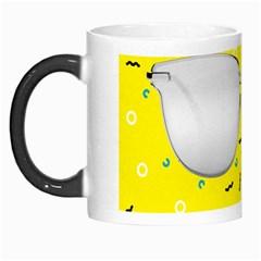 Glasses Yellow Morph Mugs