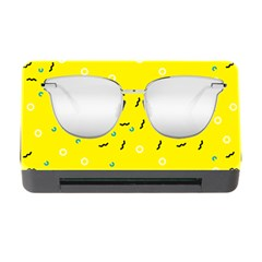 Glasses Yellow Memory Card Reader with CF