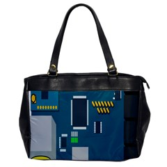 Amphisbaena Two Platform Dtn Node Vector File Office Handbags