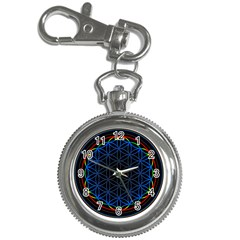 Flower Of Life Key Chain Watches