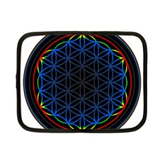 Flower Of Life Netbook Case (Small)
