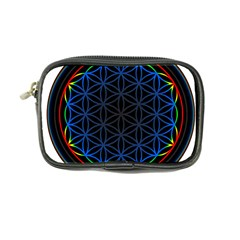 Flower Of Life Coin Purse