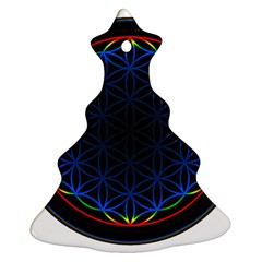 Flower Of Life Ornament (Christmas Tree)