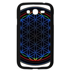 Flower Of Life Samsung Galaxy Grand DUOS I9082 Case (Black)