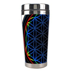 Flower Of Life Stainless Steel Travel Tumblers