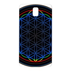 Flower Of Life Samsung Galaxy Note 3 N9005 Hardshell Back Case