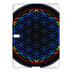 Flower Of Life Samsung Galaxy Tab S (10 5 ) Hardshell Case