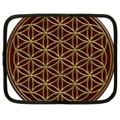 Flower Of Life Netbook Case (XL)