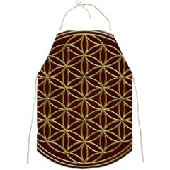 Flower Of Life Full Print Aprons