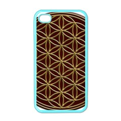 Flower Of Life Apple Iphone 4 Case (color)