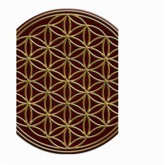 Flower Of Life Large Garden Flag (two Sides)