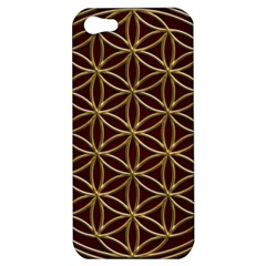 Flower Of Life Apple iPhone 5 Hardshell Case