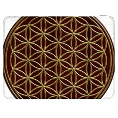 Flower Of Life Samsung Galaxy Tab 7  P1000 Flip Case
