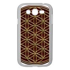 Flower Of Life Samsung Galaxy Grand DUOS I9082 Case (White)