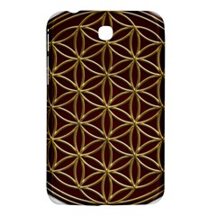 Flower Of Life Samsung Galaxy Tab 3 (7 ) P3200 Hardshell Case