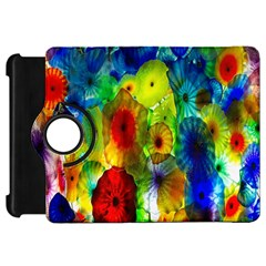 Green Jellyfish Yellow Pink Red Blue Rainbow Sea Kindle Fire HD 7