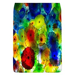 Green Jellyfish Yellow Pink Red Blue Rainbow Sea Flap Covers (l)