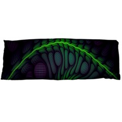 Light Cells Colorful Space Greeen Body Pillow Case Dakimakura (Two Sides)