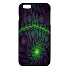 Light Cells Colorful Space Greeen iPhone 6 Plus/6S Plus TPU Case