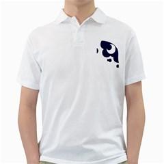 Month Blue Golf Shirts