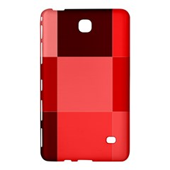 Red Flag Plaid Samsung Galaxy Tab 4 (8 ) Hardshell Case