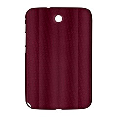 Camouflage Seamless Texture Maps Red Beret Cloth Samsung Galaxy Note 8.0 N5100 Hardshell Case