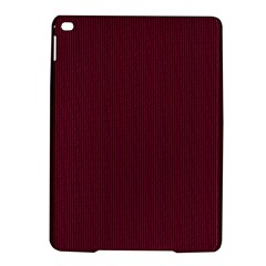 Camouflage Seamless Texture Maps Red Beret Cloth iPad Air 2 Hardshell Cases