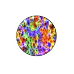 Green Jellyfish Yellow Pink Red Blue Rainbow Sea Purple Hat Clip Ball Marker (4 pack)
