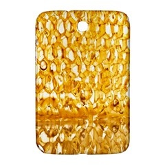 Honeycomb Fine Honey Yellow Sweet Samsung Galaxy Note 8 0 N5100 Hardshell Case