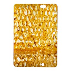 Honeycomb Fine Honey Yellow Sweet Kindle Fire HDX 8.9  Hardshell Case