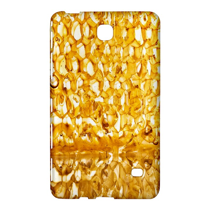 Honeycomb Fine Honey Yellow Sweet Samsung Galaxy Tab 4 (7 ) Hardshell Case
