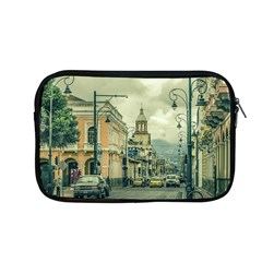 Historic Center Urban Scene At Riobamba City, Ecuador Apple Macbook Pro 13  Zipper Case