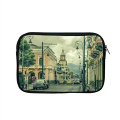 Historic Center Urban Scene At Riobamba City, Ecuador Apple Macbook Pro 15  Zipper Case