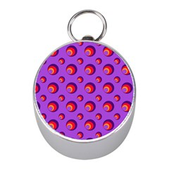 Scatter Shapes Large Circle Red Orange Yellow Circles Bright Mini Silver Compasses