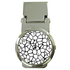 Seamless Cobblestone Texture Specular Opengameart Black White Money Clip Watches