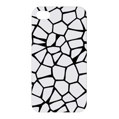 Seamless Cobblestone Texture Specular Opengameart Black White Apple iPhone 4/4S Hardshell Case