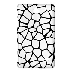 Seamless Cobblestone Texture Specular Opengameart Black White Samsung Galaxy Tab 4 (8 ) Hardshell Case
