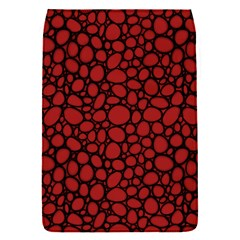 Tile Circles Large Red Stone Flap Covers (s)