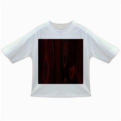 Texture Seamless Wood Brown Infant/Toddler T-Shirts