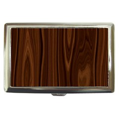 Texture Seamless Wood Brown Cigarette Money Cases