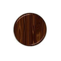 Texture Seamless Wood Brown Hat Clip Ball Marker (10 pack)