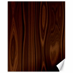 Texture Seamless Wood Brown Canvas 16  x 20
