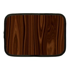 Texture Seamless Wood Brown Netbook Case (Medium)