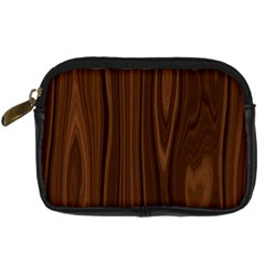 Texture Seamless Wood Brown Digital Camera Cases